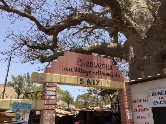 village artisanal de saly1