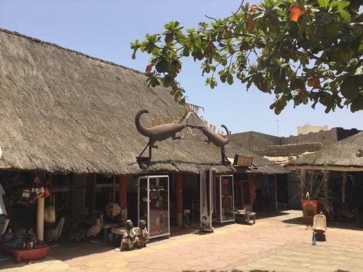 village artisanal de saly7